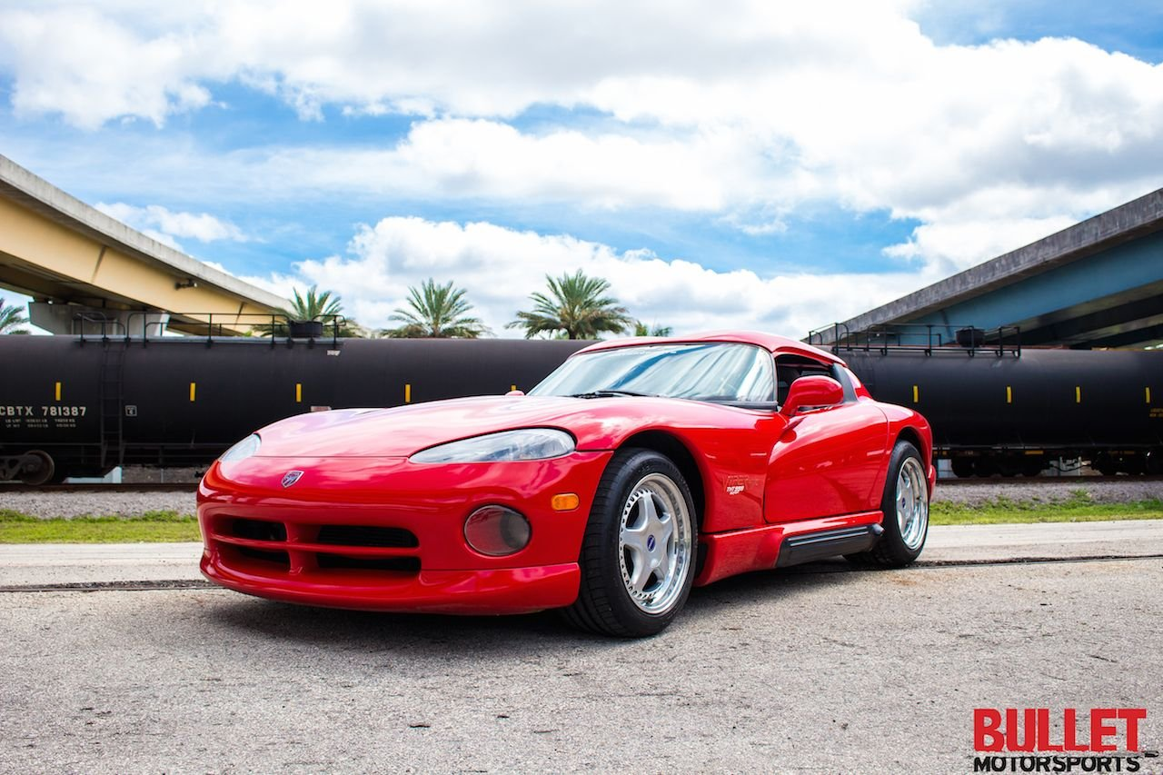 1994 dodge hennessey viper