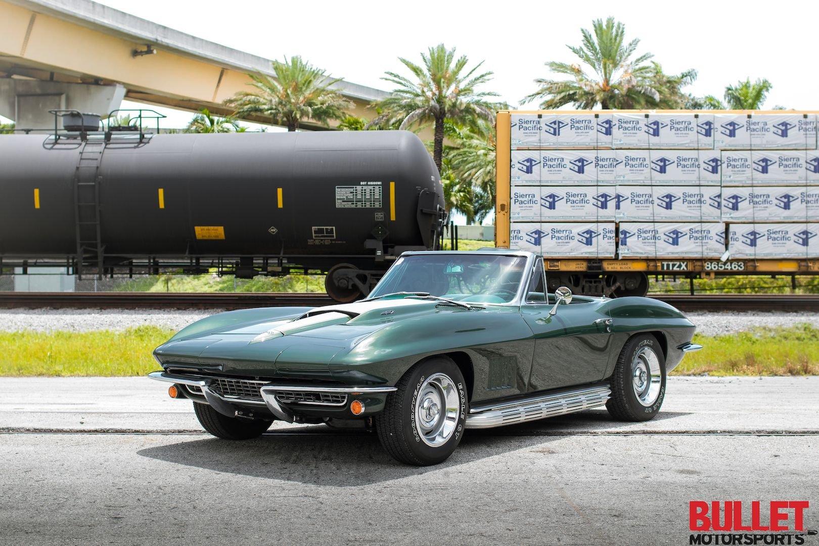 1967 chevrolet corvette ls7