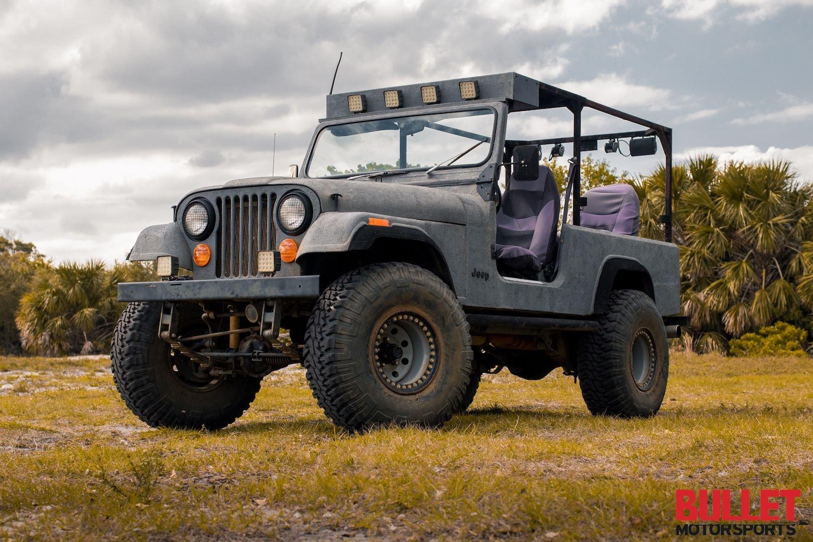 1984 jeep cj 8