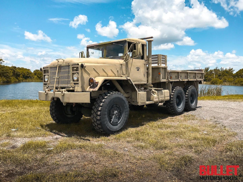 1991 am general general m939 5 ton