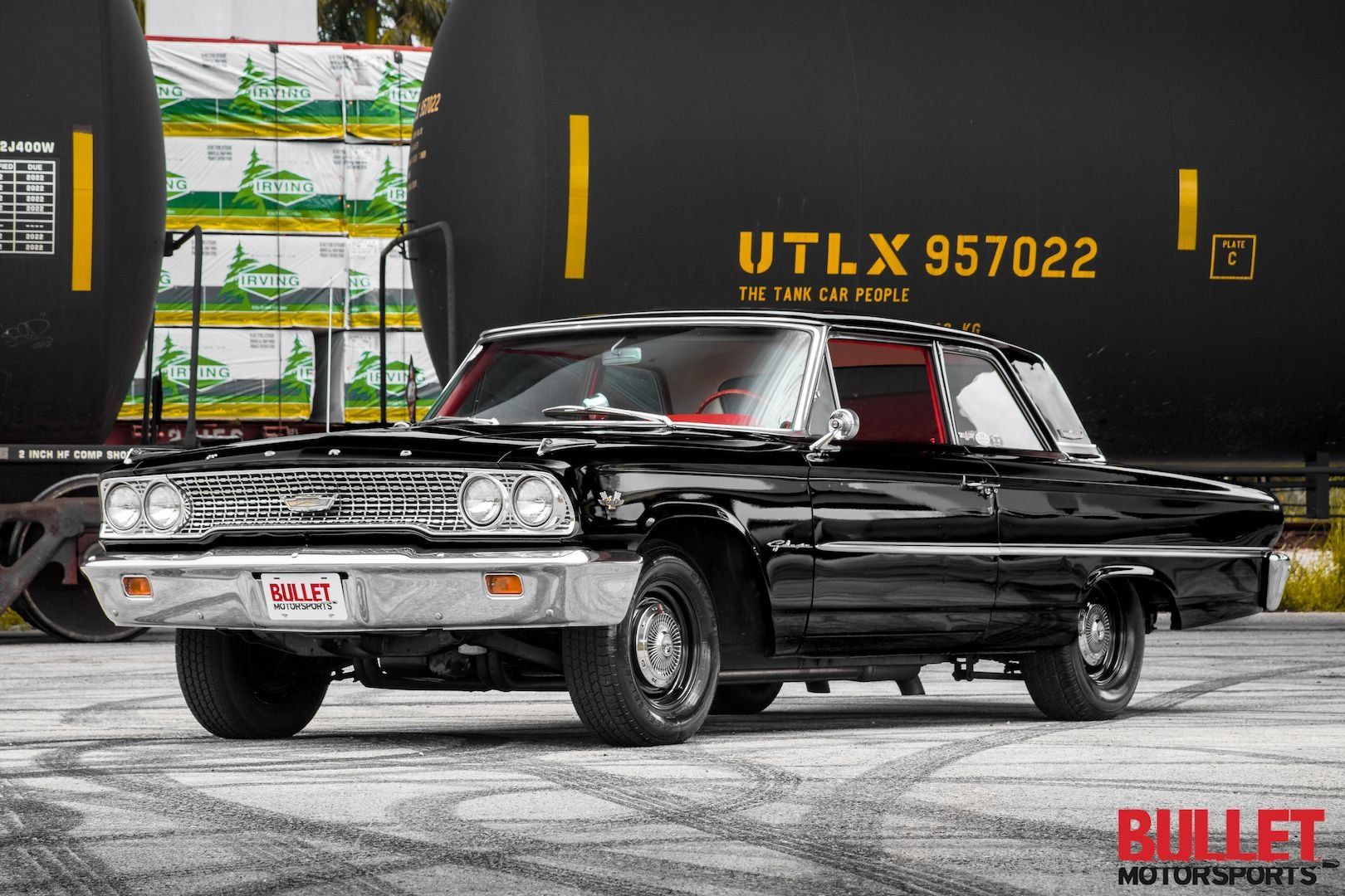 1963 ford galaxie 427