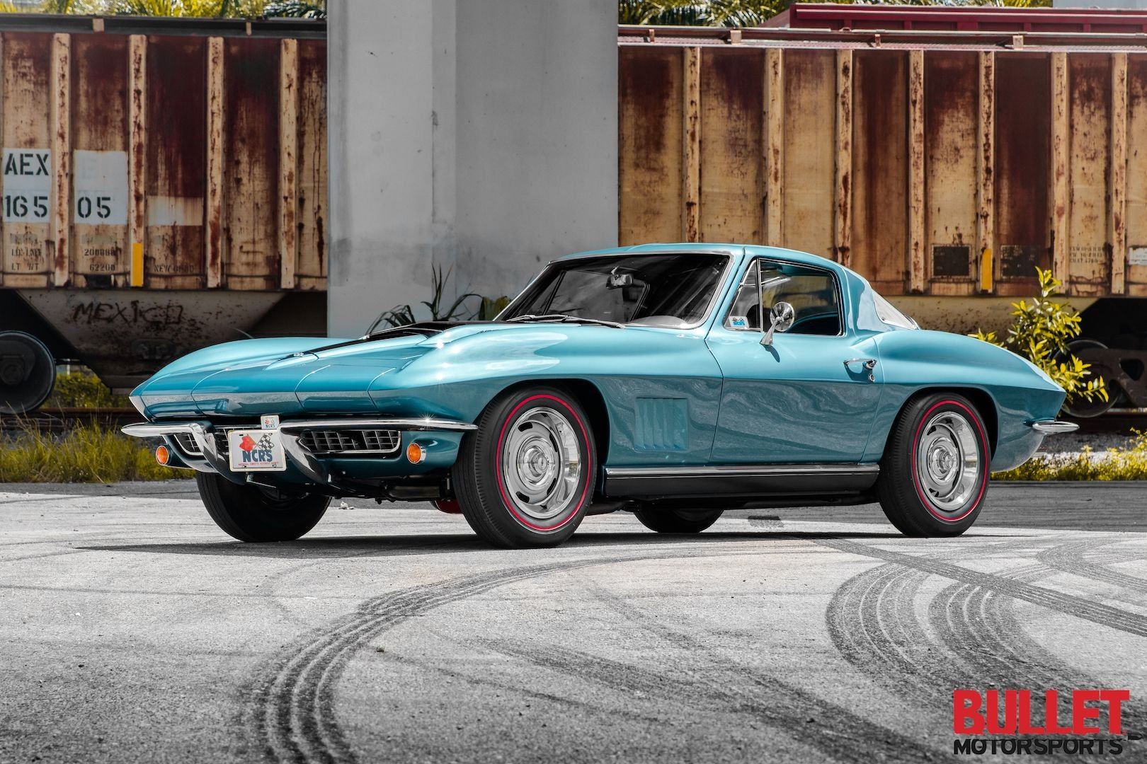 1967 ncrs top flight corvette