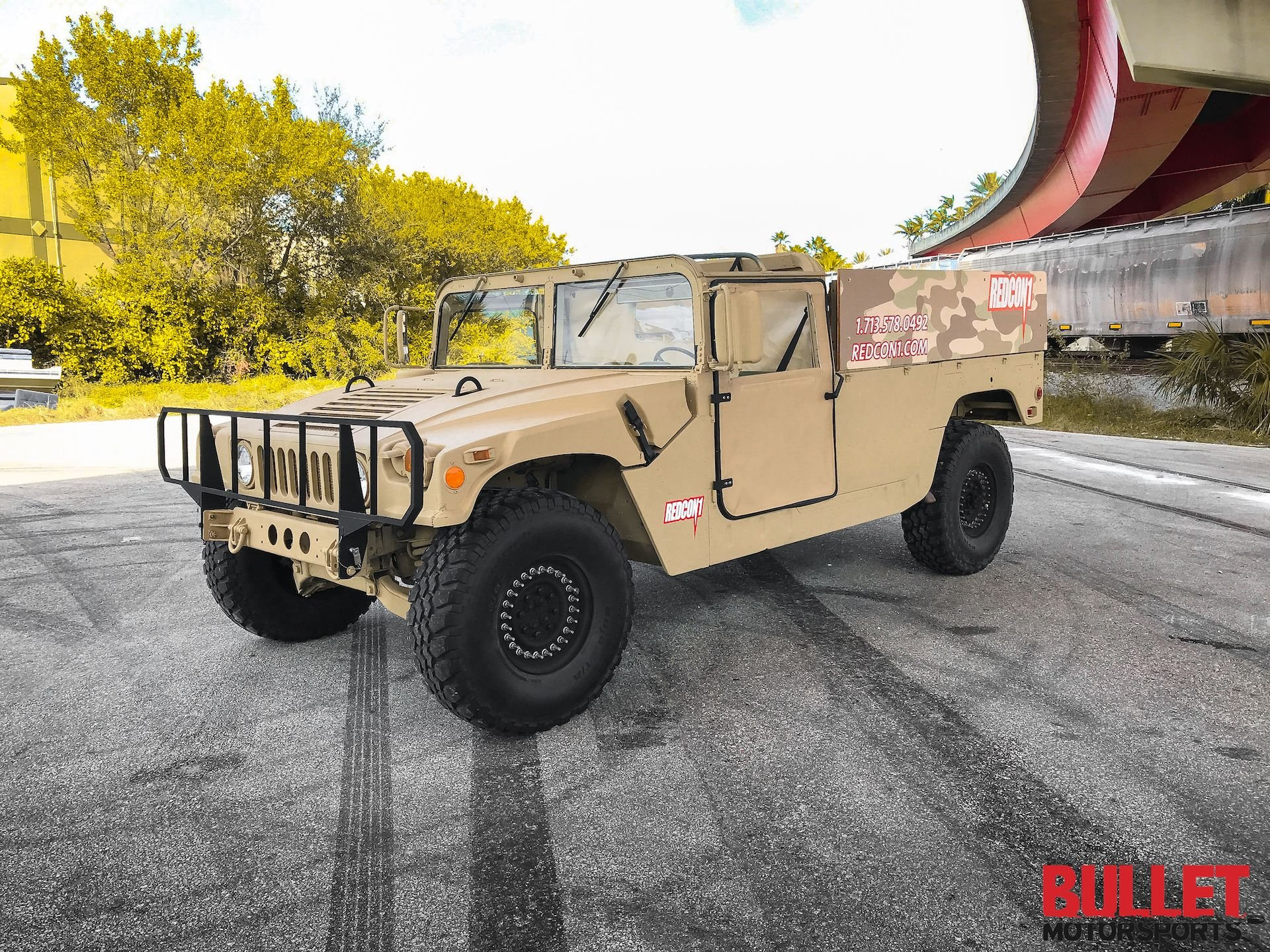 1990 am general advertising humvee