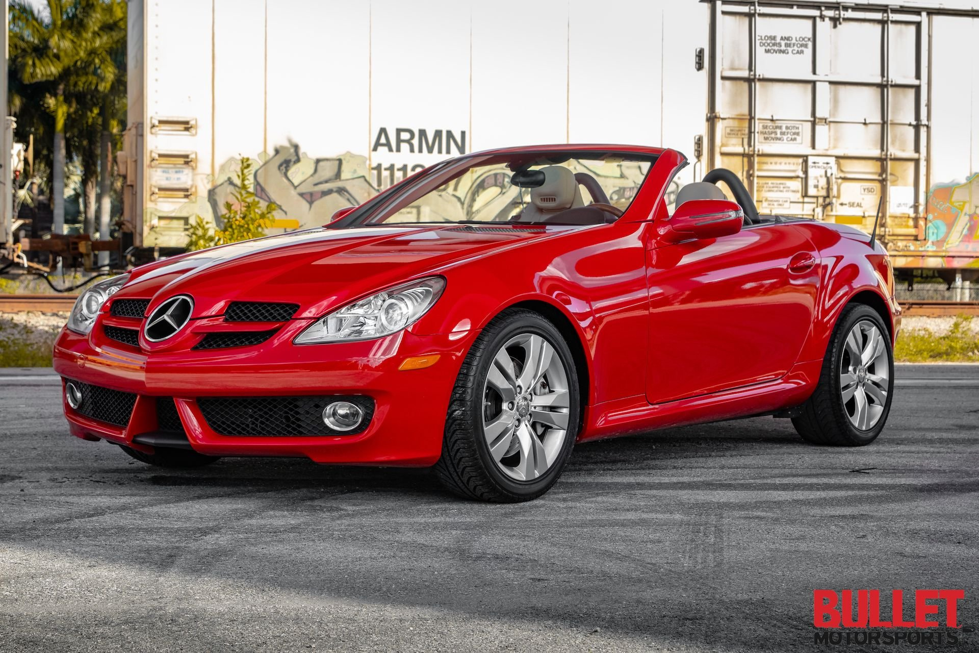 2010 mercedes slk 350