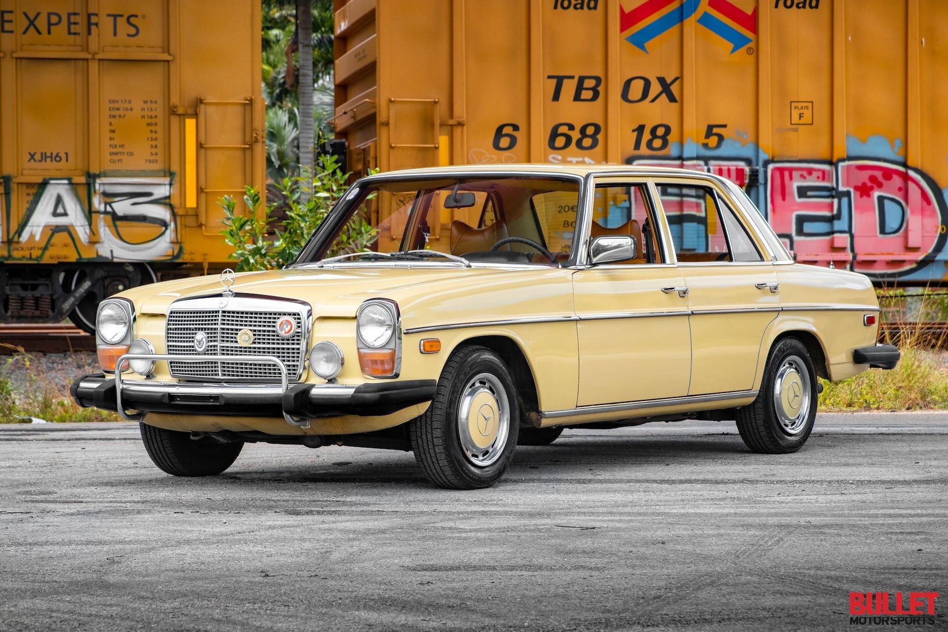 1976 mercedes 300d diesel