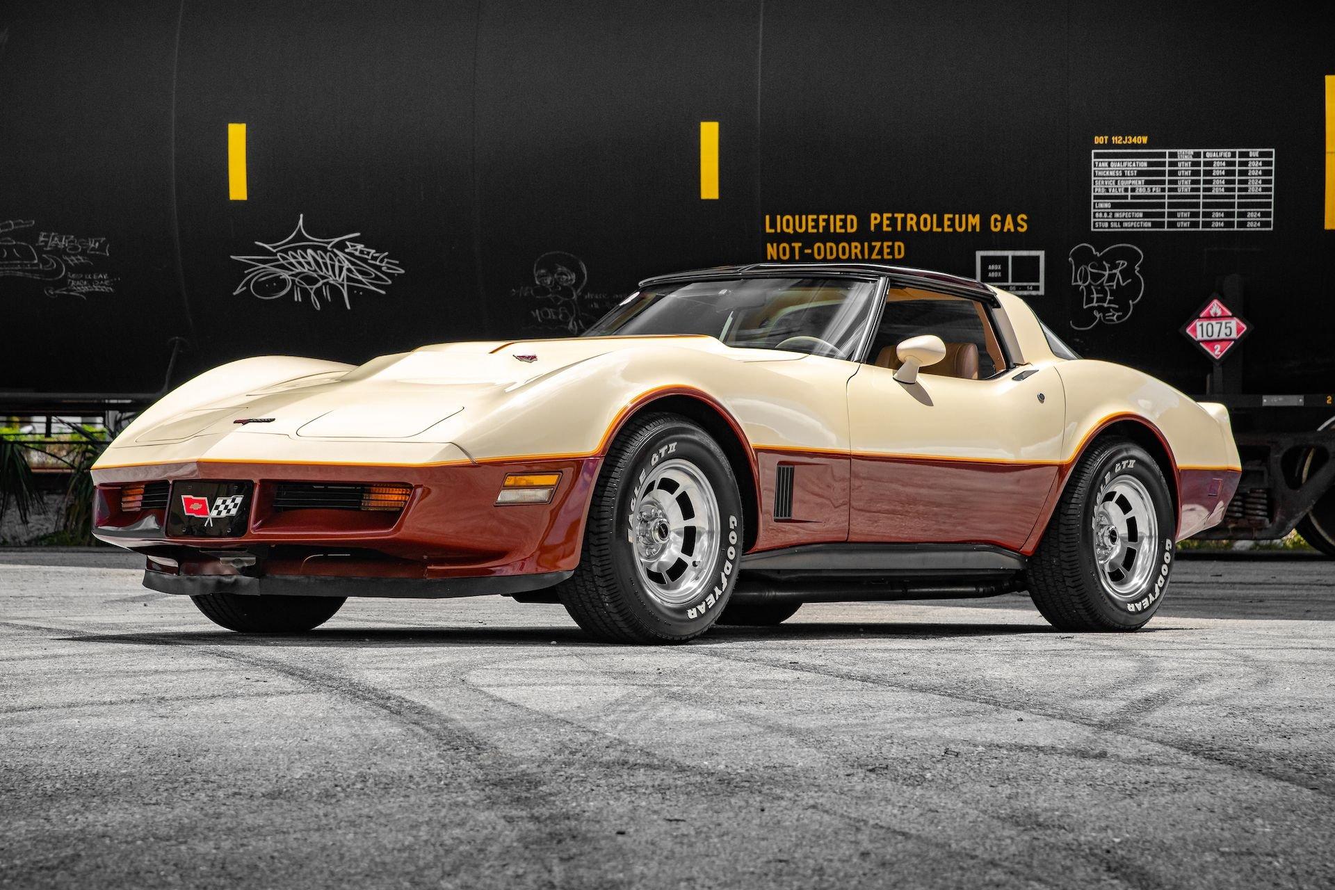 1981 corvette anniversary zl1 427ci