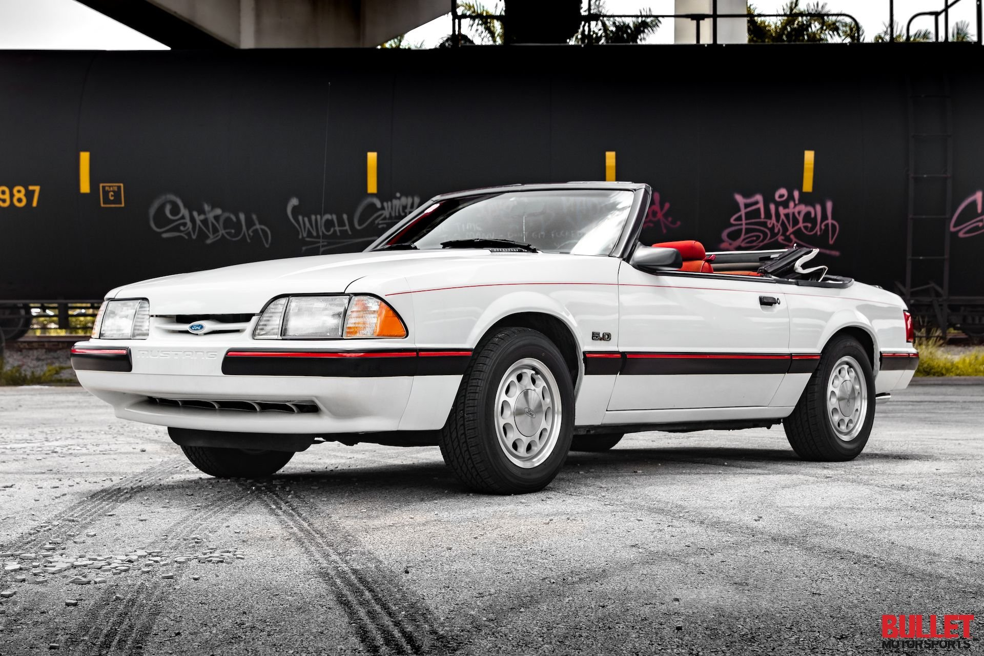 1988 ford mustang 5