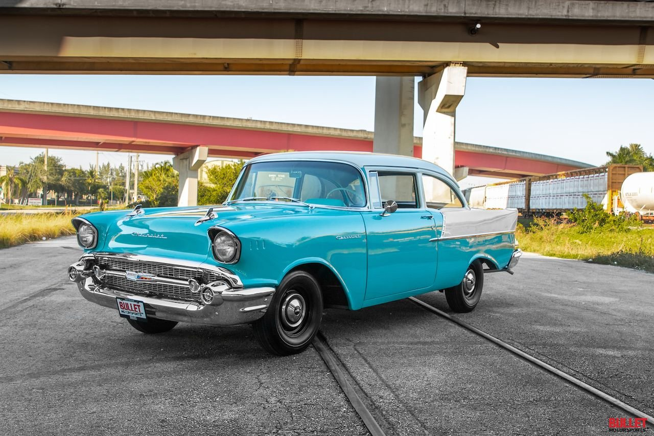 1957 chevrolet 150 coupe
