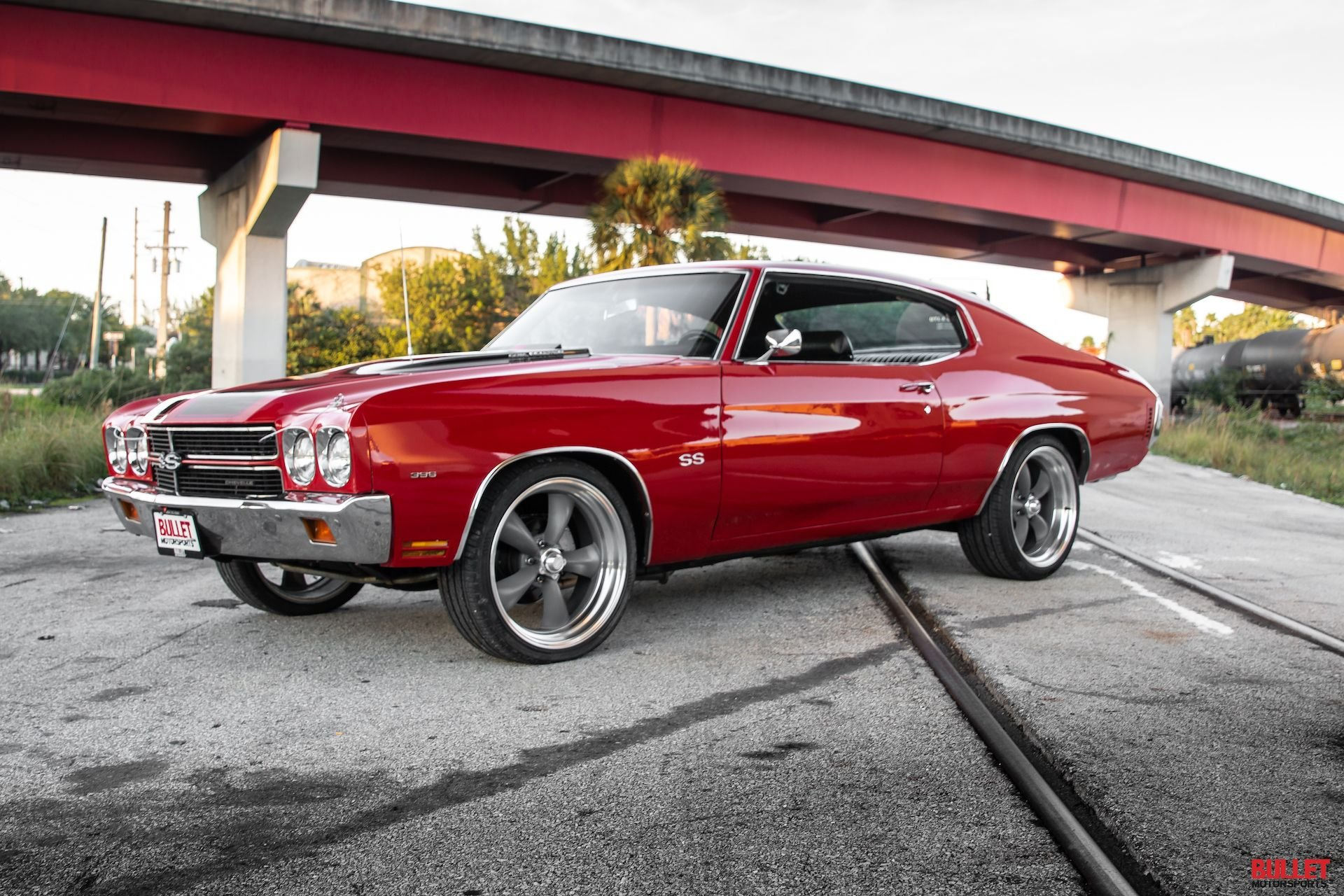 1970 chevelle ss tribute
