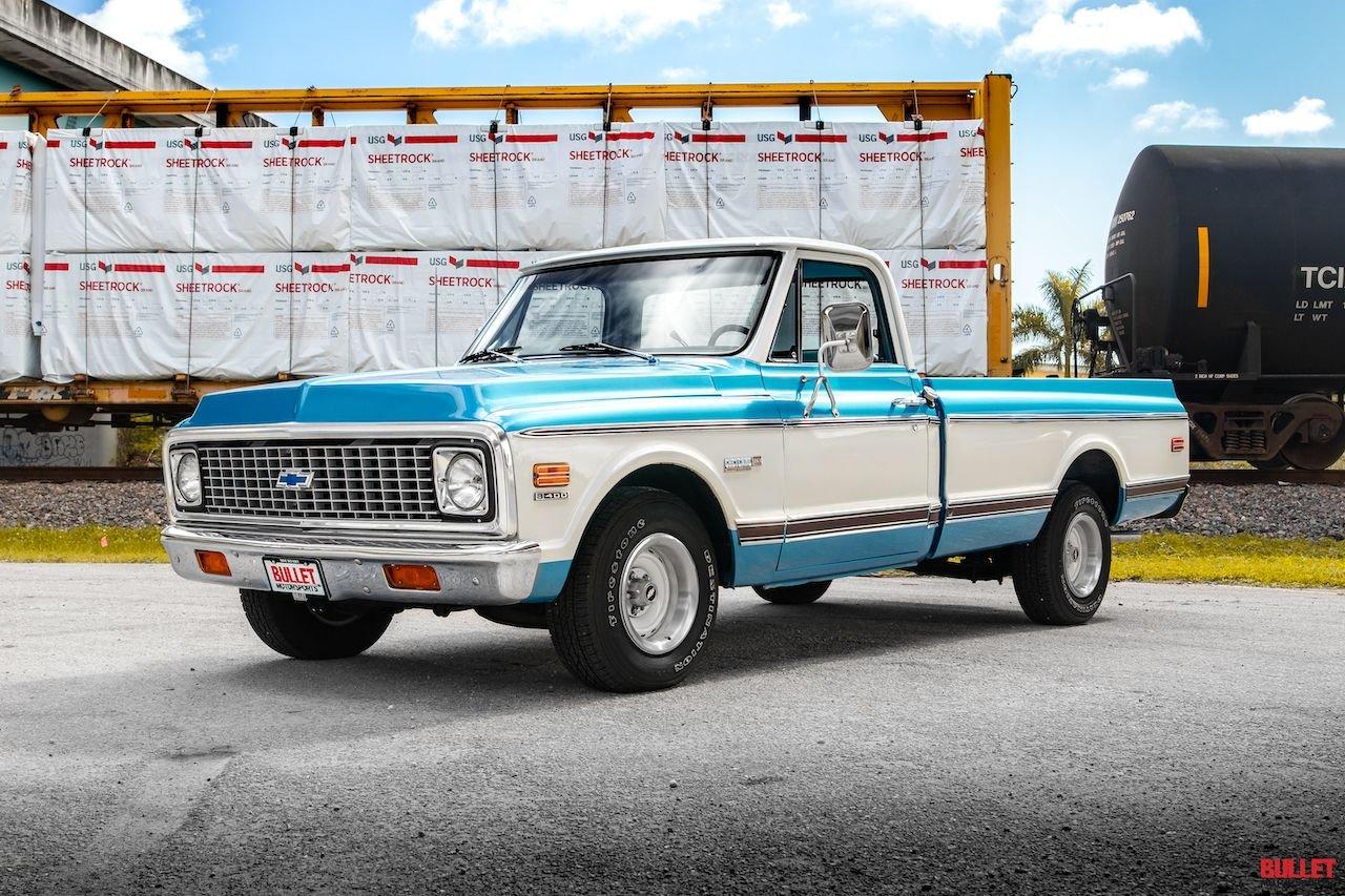 1971 chevrolet c 10 pickup