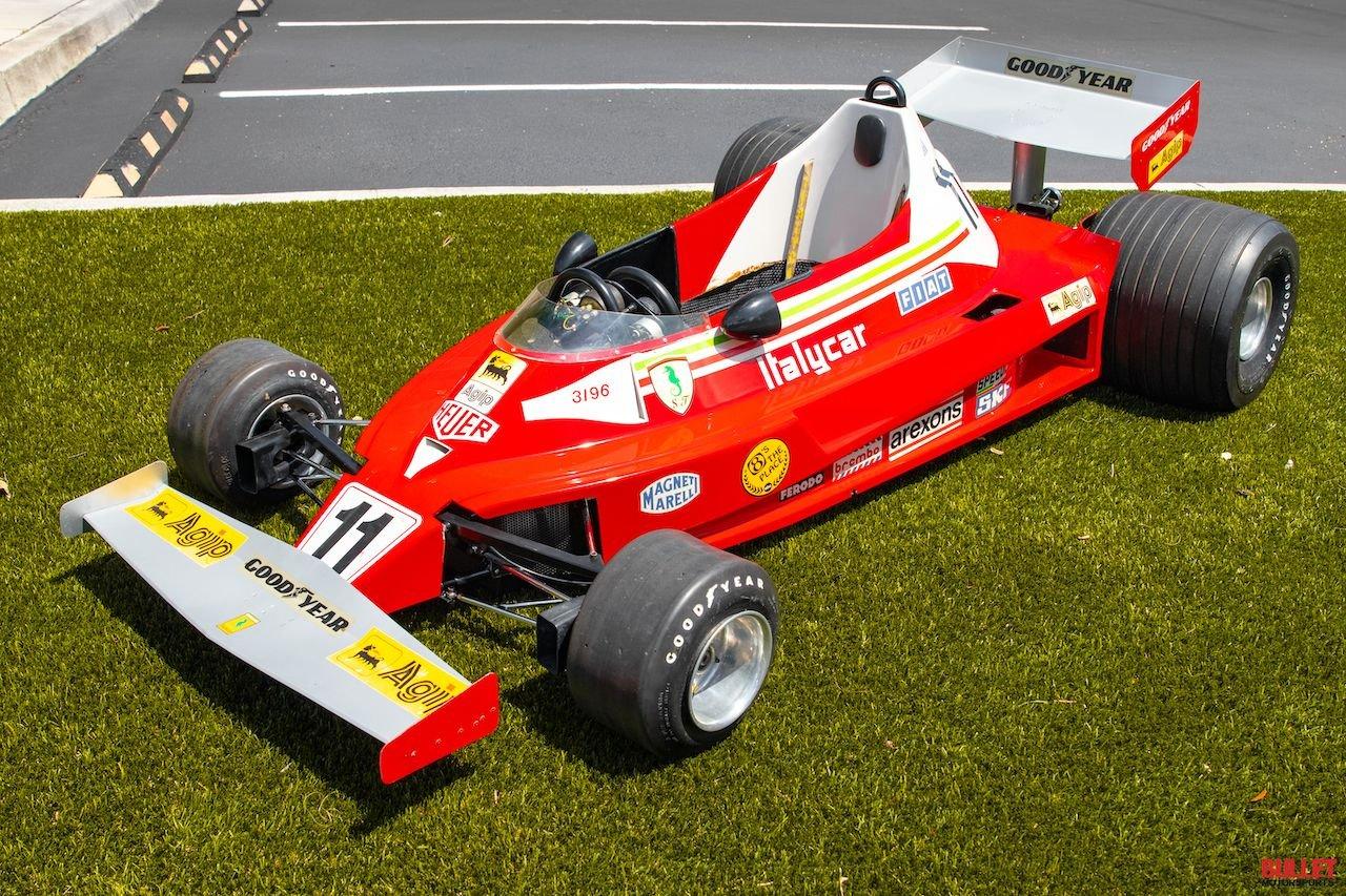 1977 niki lauda formula 1 italy car 312t2