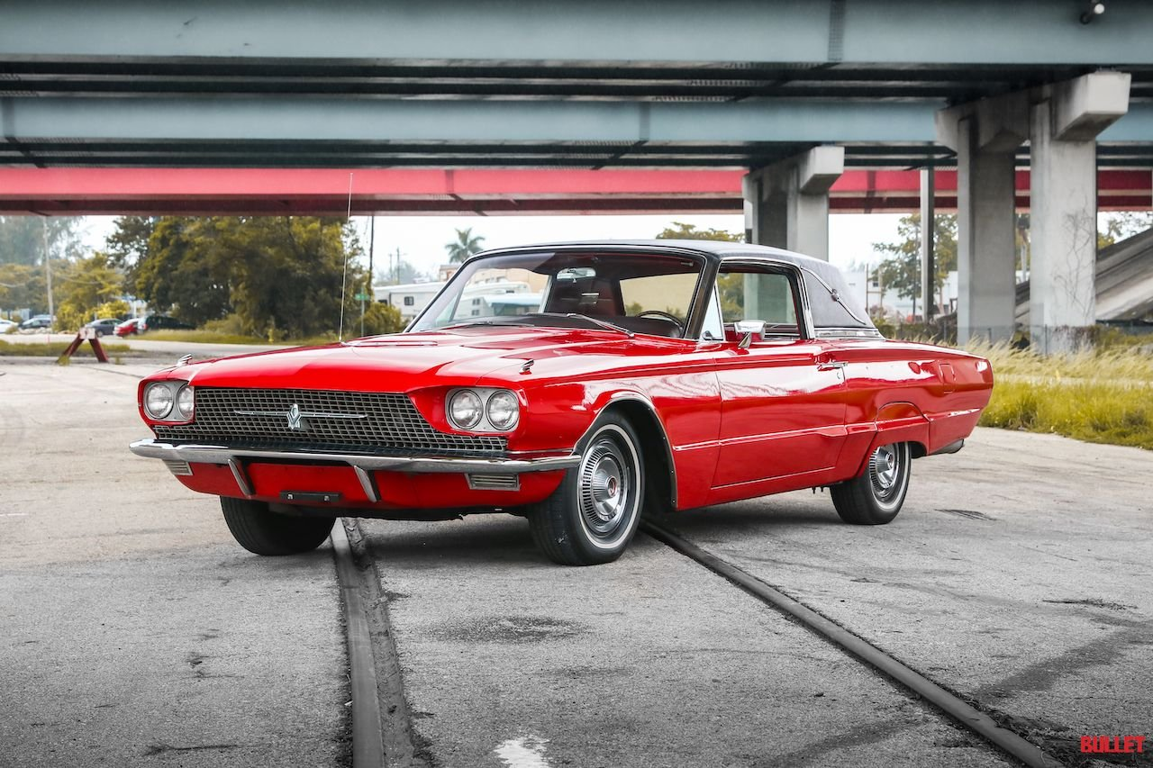 1966 ford thunderbird q code