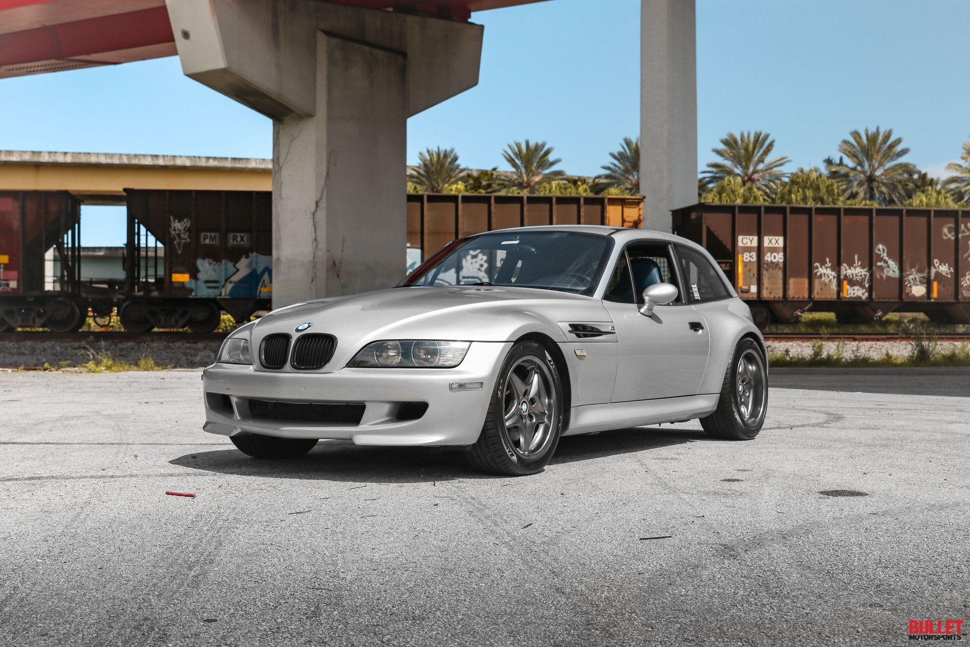 2002 BMW M Coupe