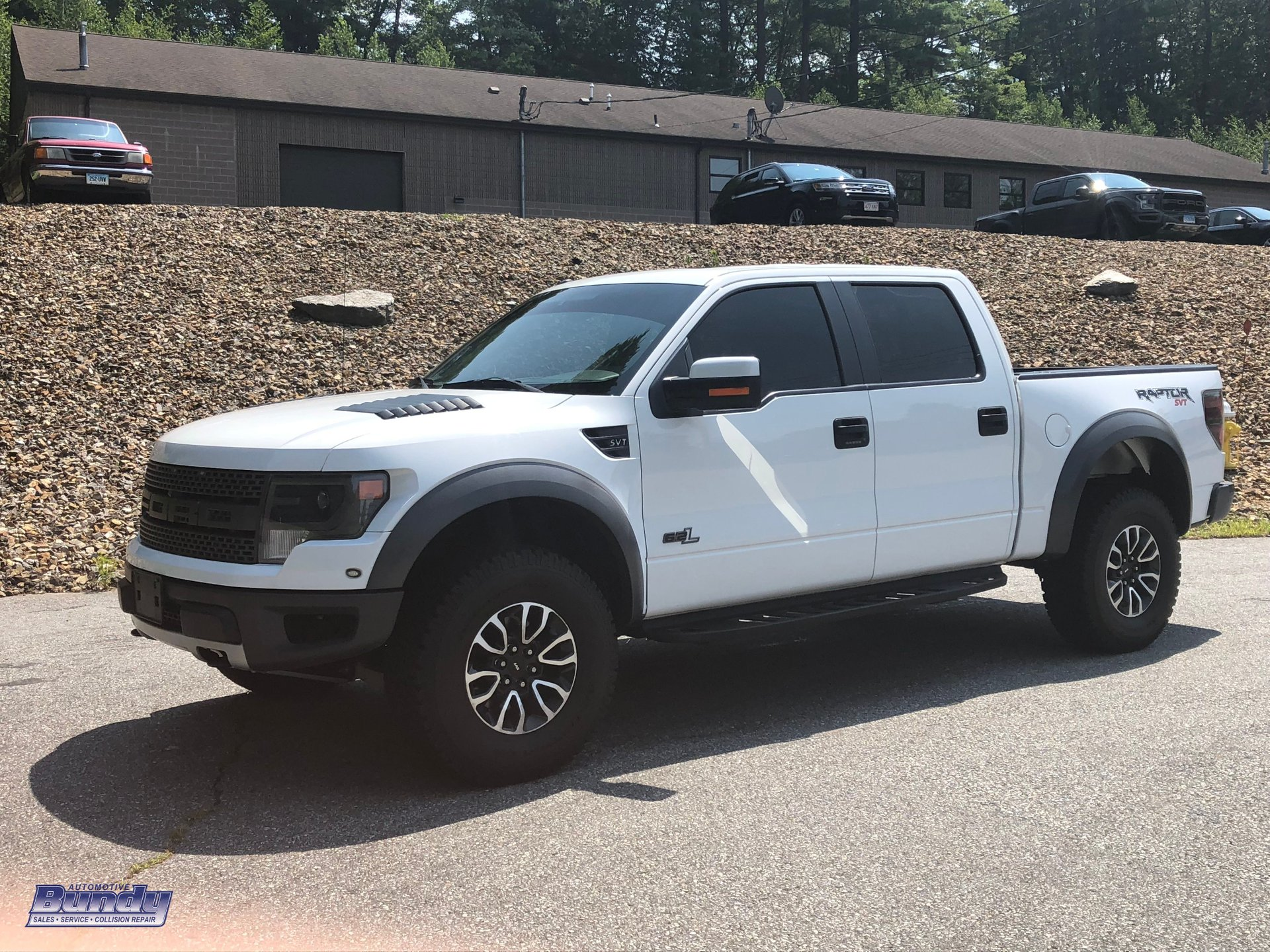 2014 ford f 150 4wd supercrew 145 svt raptor