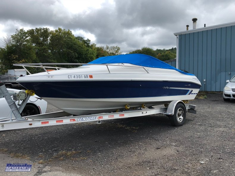 1995 Sea Ray Signature 200