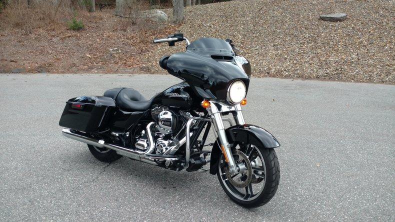 2015 Harley Davidson Street Glide