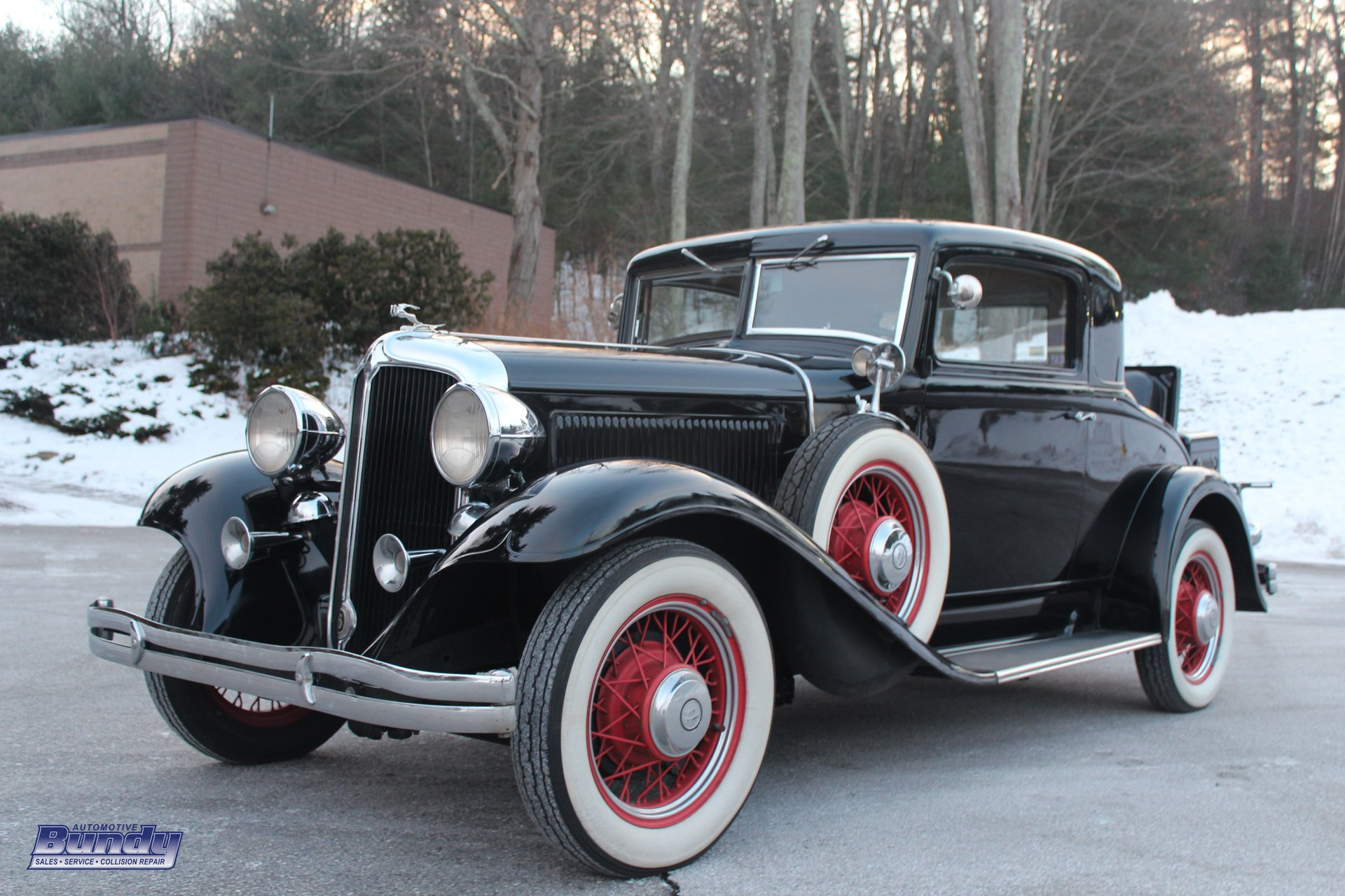 1932 chrysler series six ci rumble seat coupe