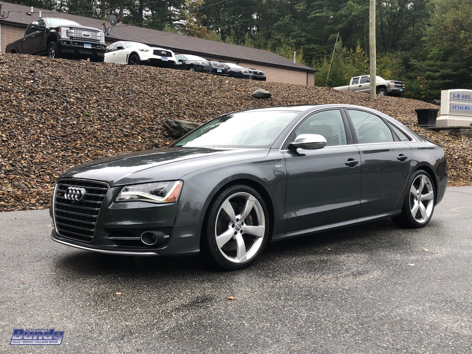2014 audi s8 4dr sdn