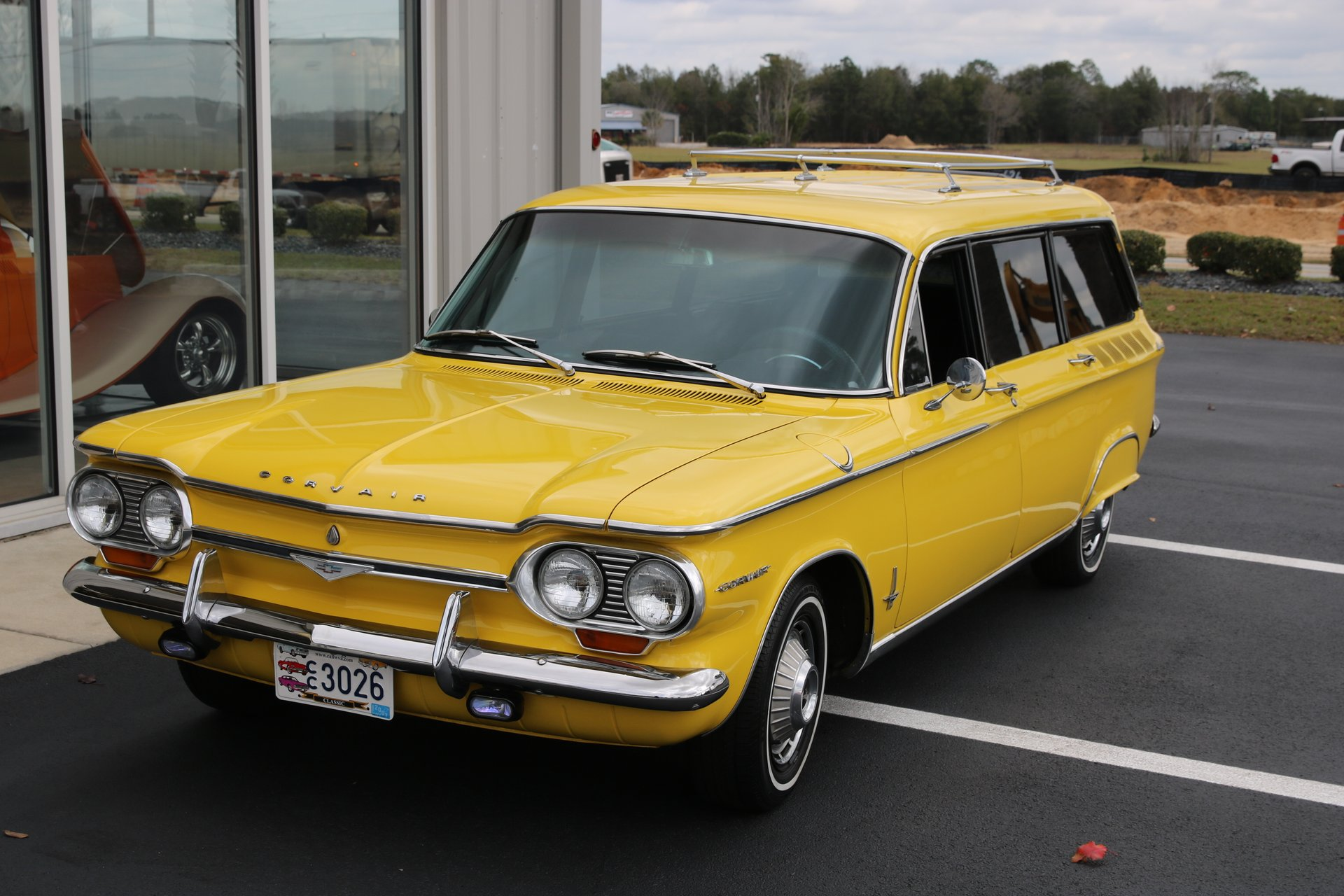 1962 chevrolet corvair 900 series