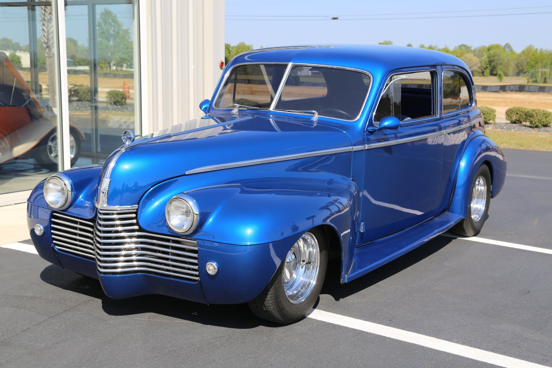 1940 oldsmobile custom cruiser