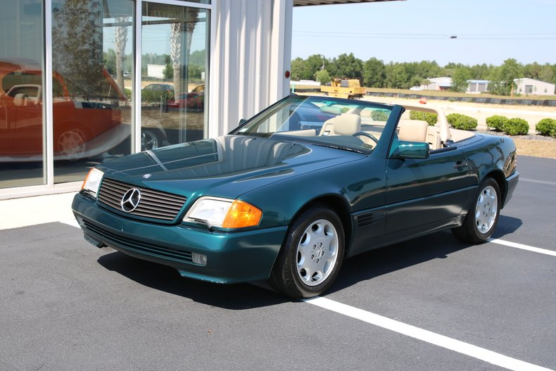 1994 Mercedes-Benz SL500 For Sale