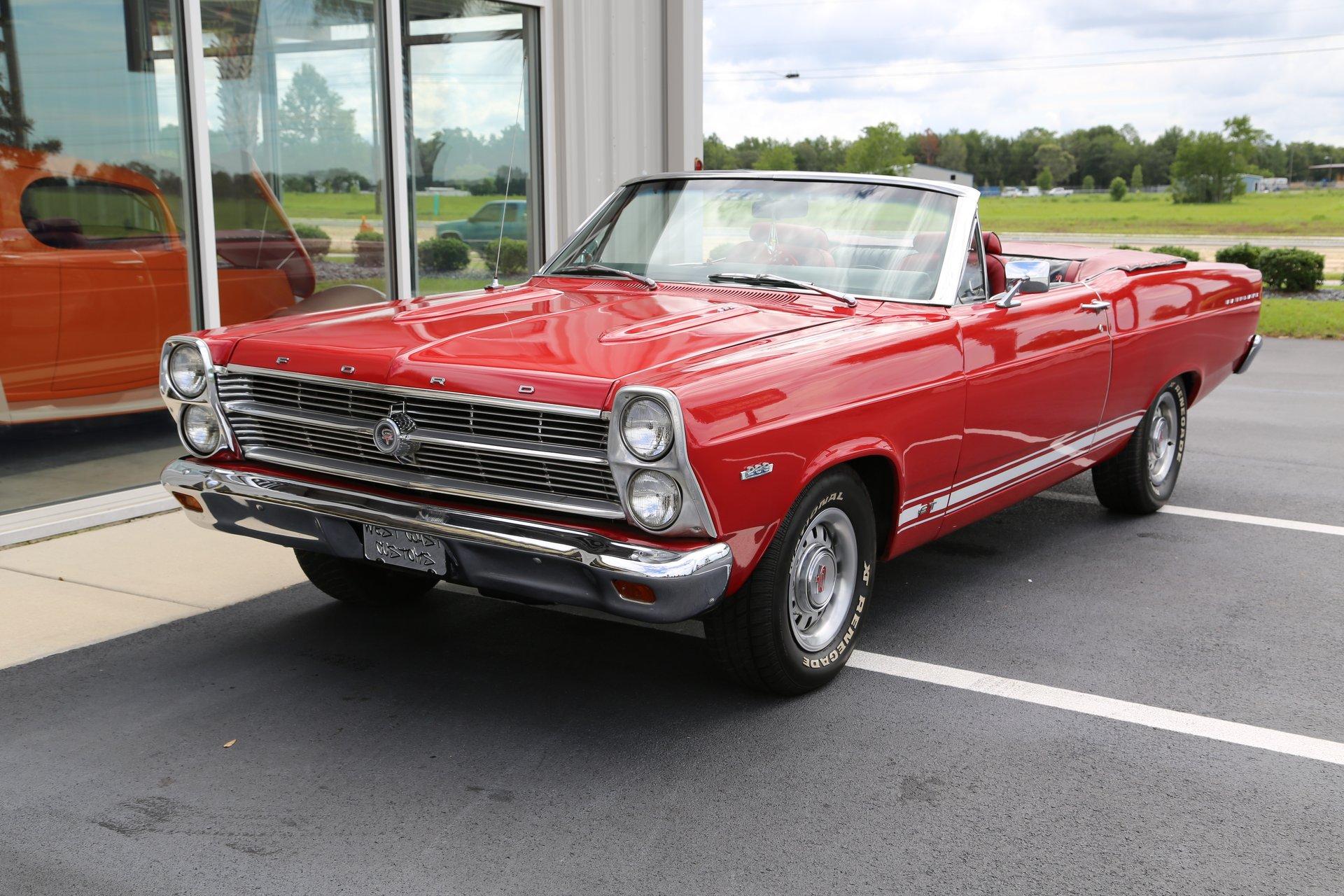 1967 ford fairlane gt clone
