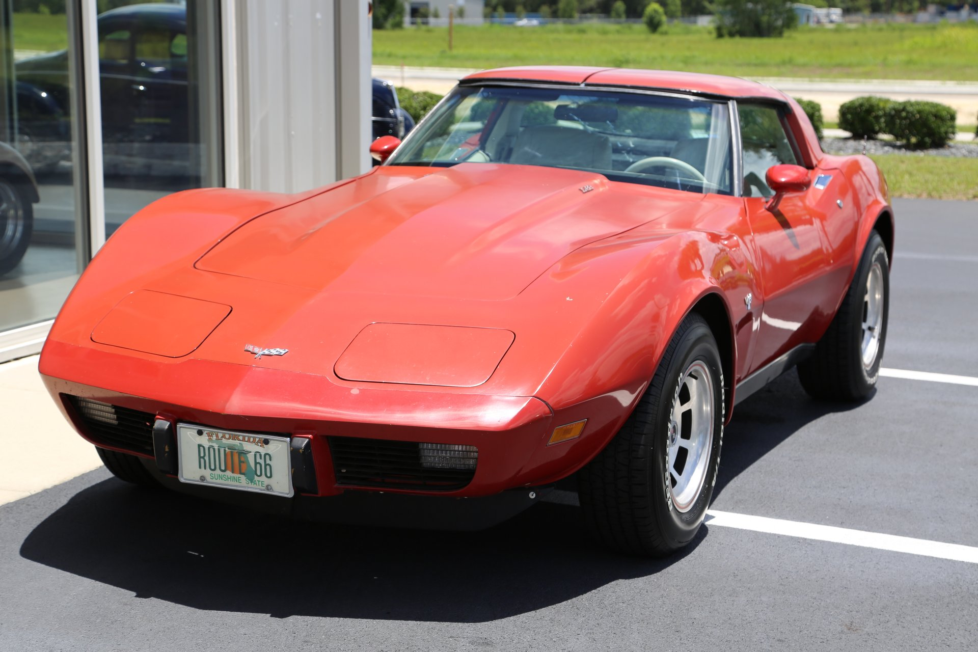 1979 chevrolet corvette l 82