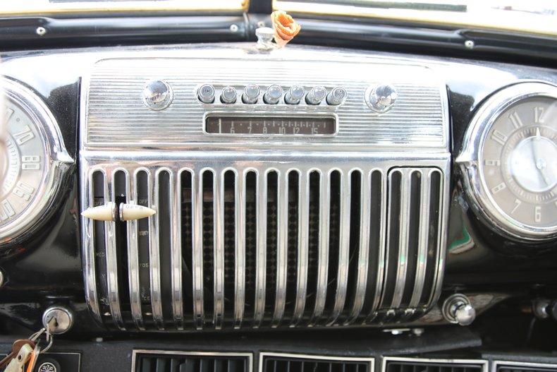 1946 Cadillac Series 62 25