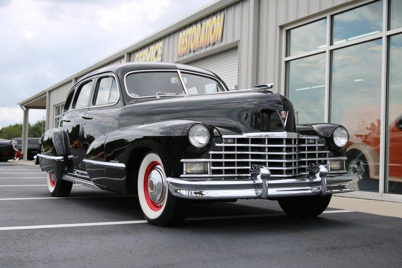 1946 Cadillac Series 62 16