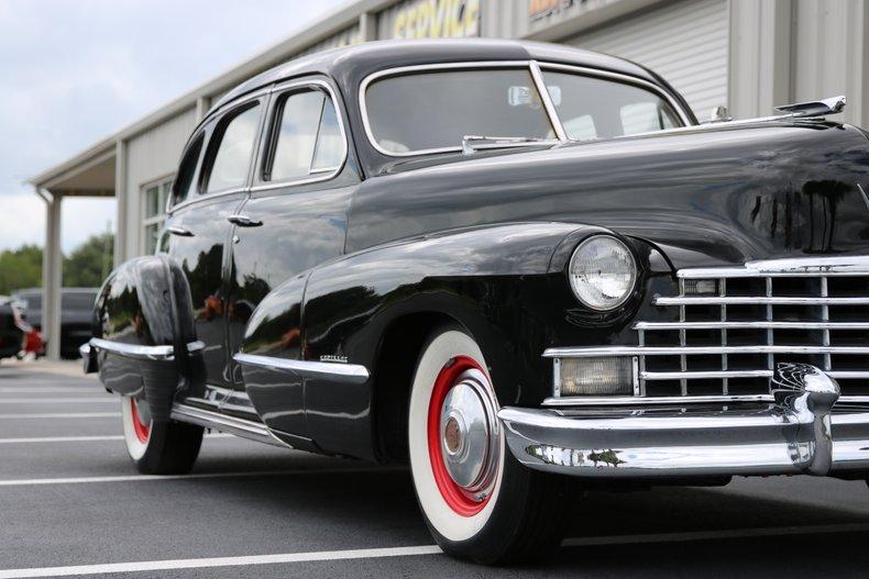 1946 Cadillac Series 62 17