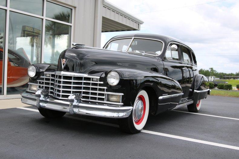 1946 Cadillac Series 62 2
