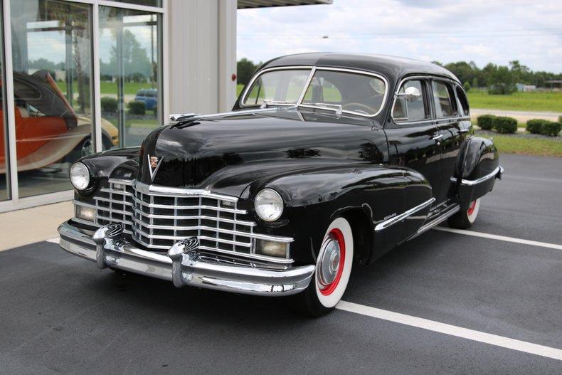 1946 Cadillac Series 62 1