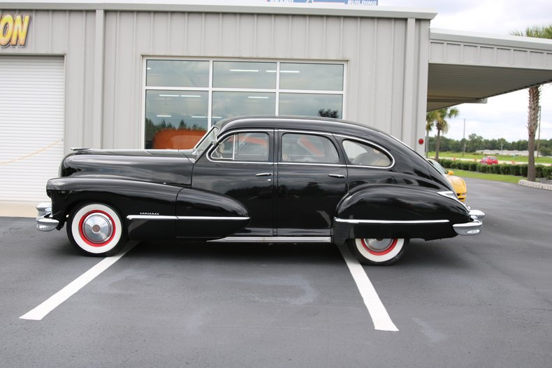 1946 Cadillac Series 62 5