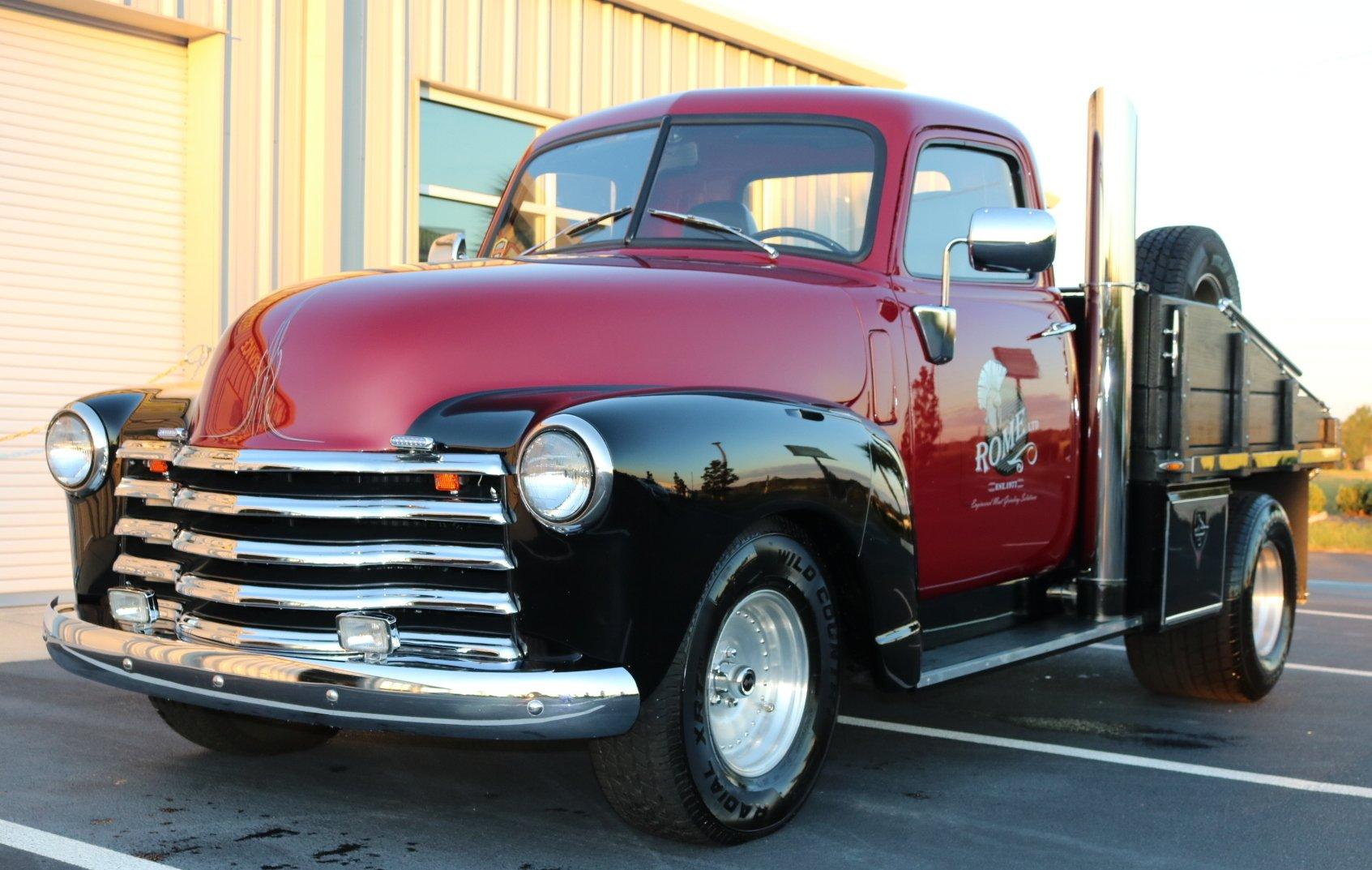 1948 chevrolet 3 4 ton pickup