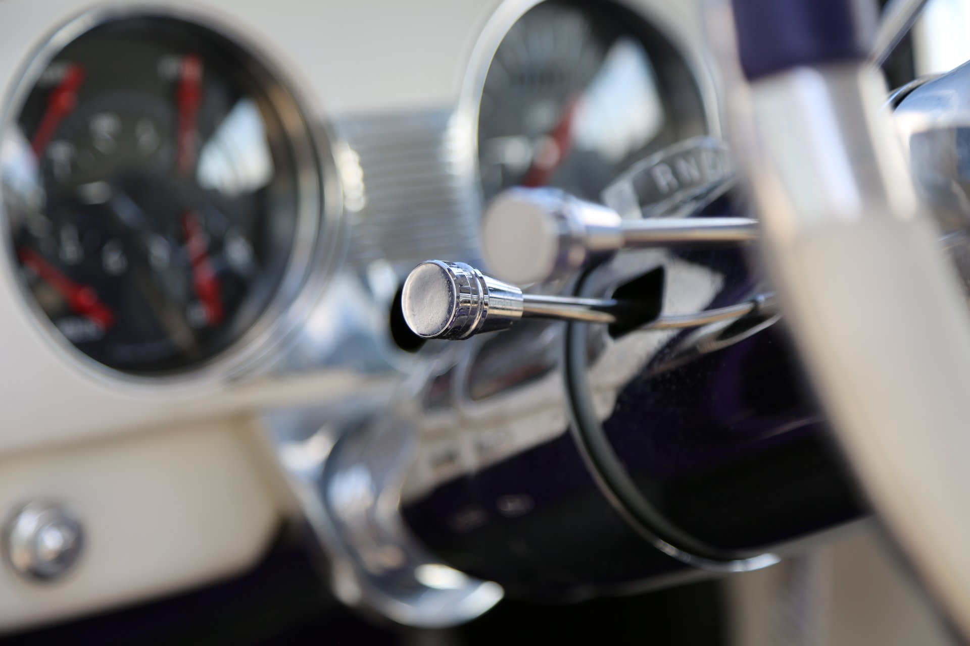 1951 Chevrolet Bel Air Burnyzz American Classic Horse Power Chevy Steering Wheel