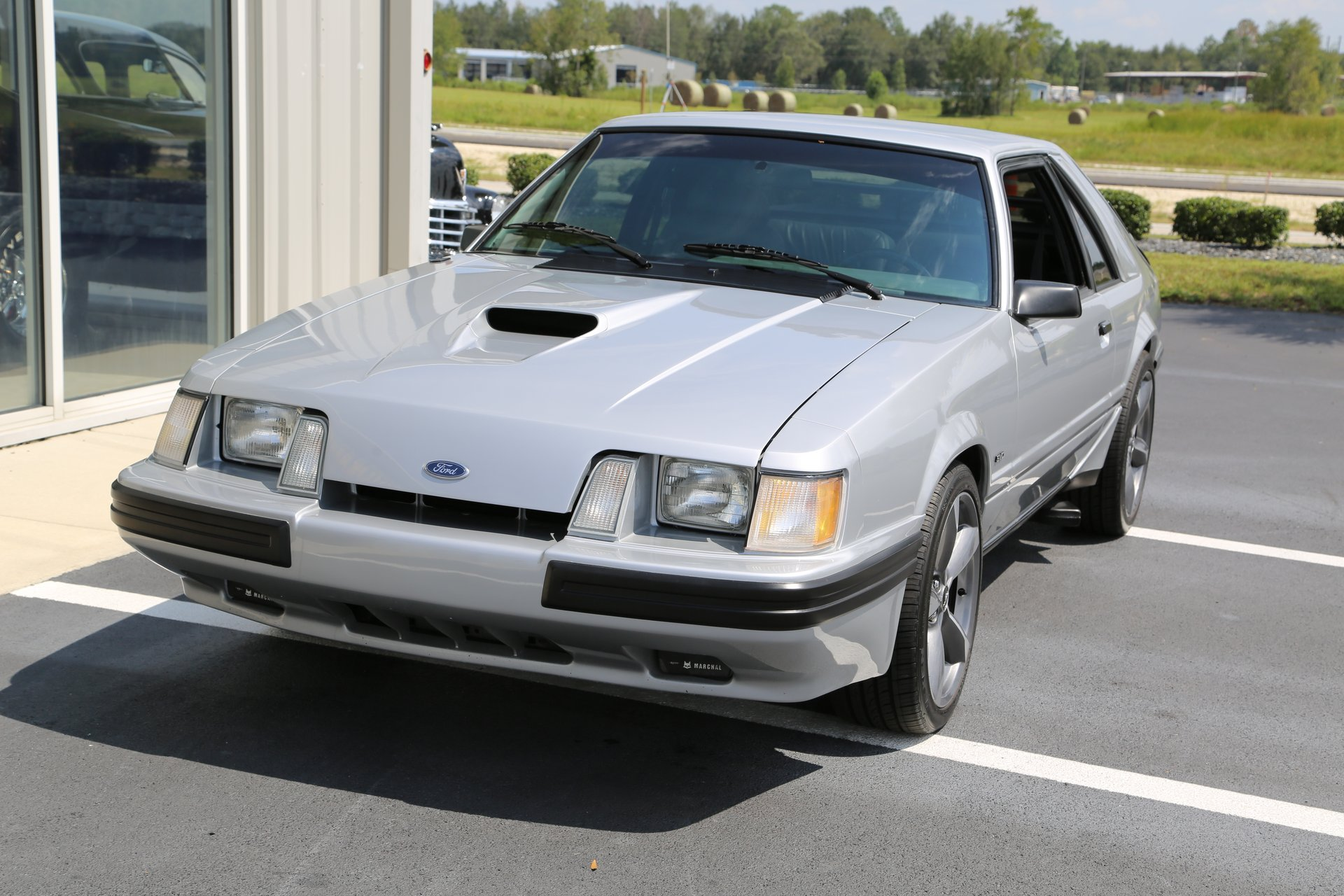 1984 ford mustang svo