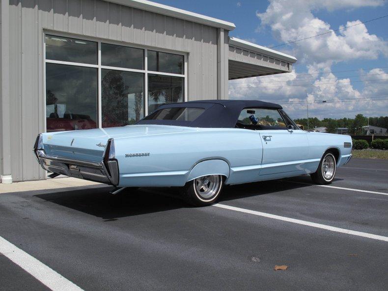 1967 Mercury Monterey 8