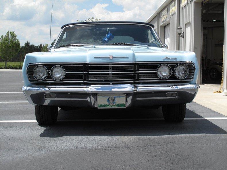 1967 Mercury Monterey 13
