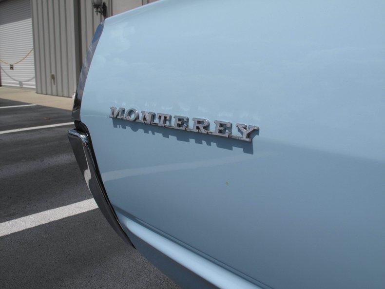 1967 Mercury Monterey 20