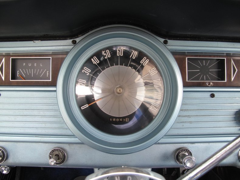 1967 Mercury Monterey 45