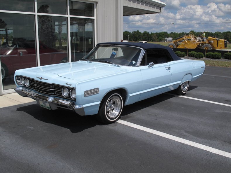 1967 Mercury Monterey For Sale