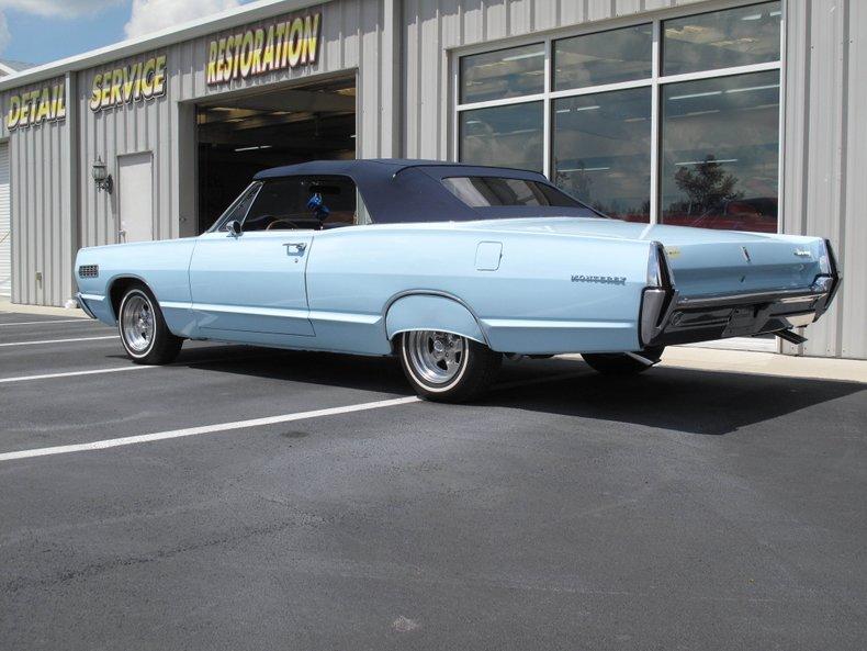 1967 Mercury Monterey 5