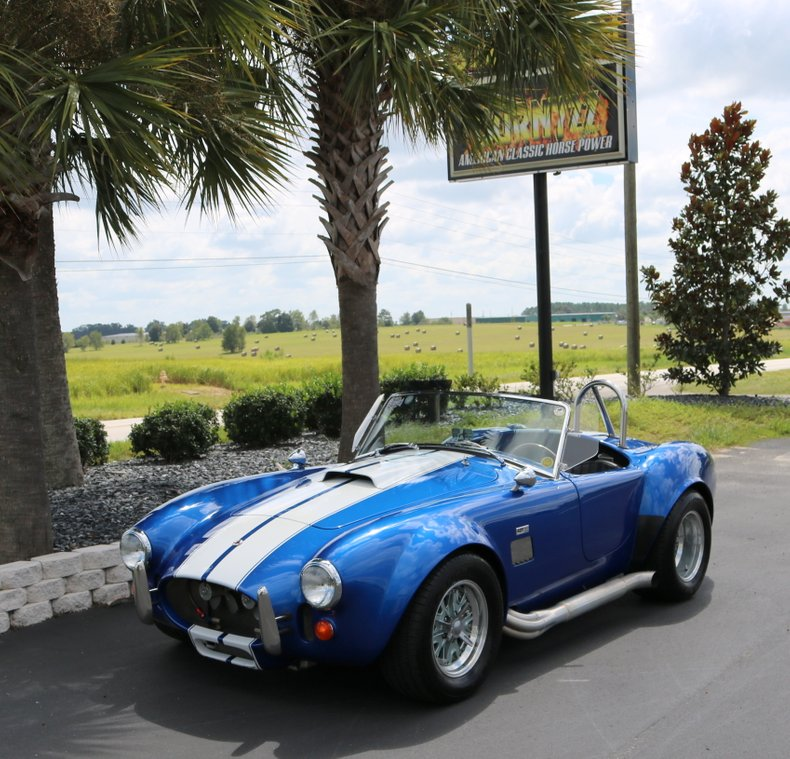 1966 Ford Shelby