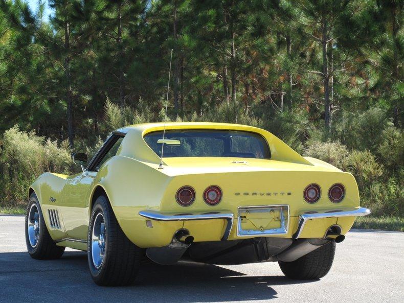1969 Chevrolet Corvette 5