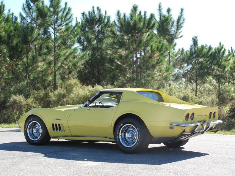 1969 Chevrolet Corvette 4