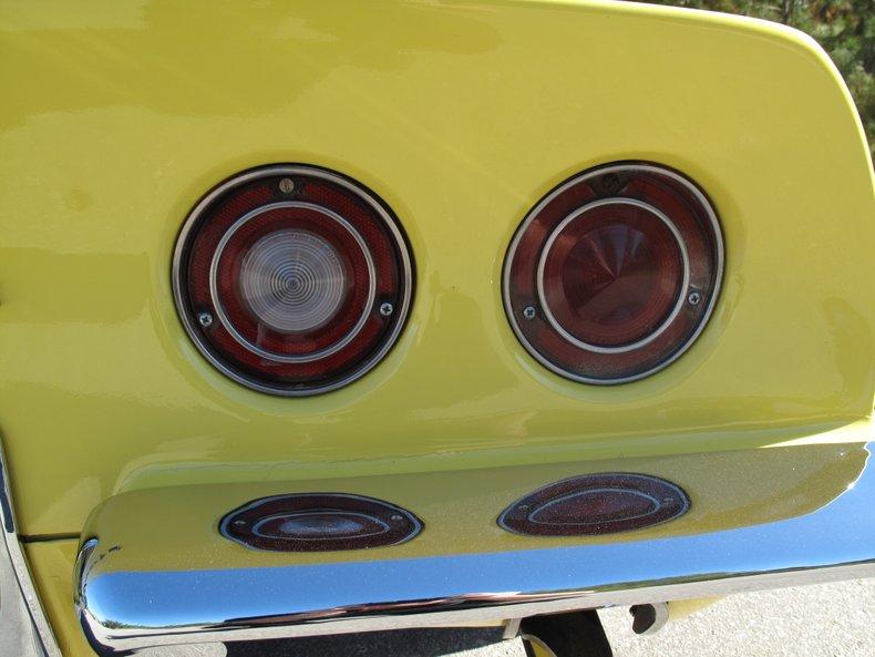 1969 Chevrolet Corvette 29