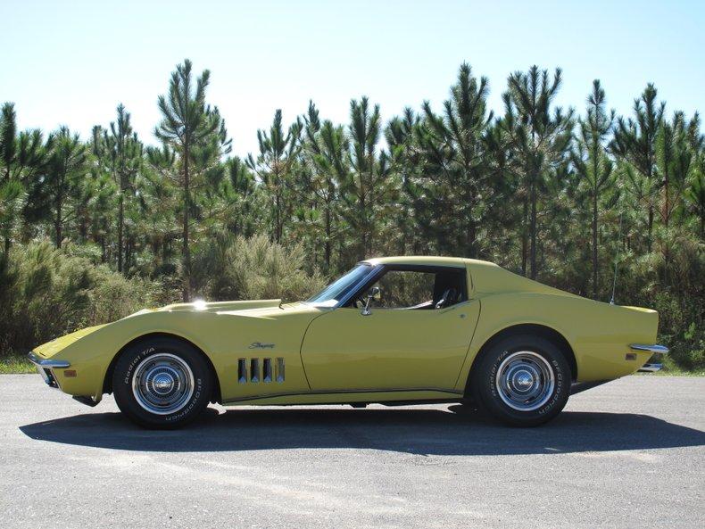 1969 Chevrolet Corvette 3