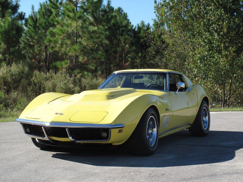 1969 Chevrolet Corvette 2