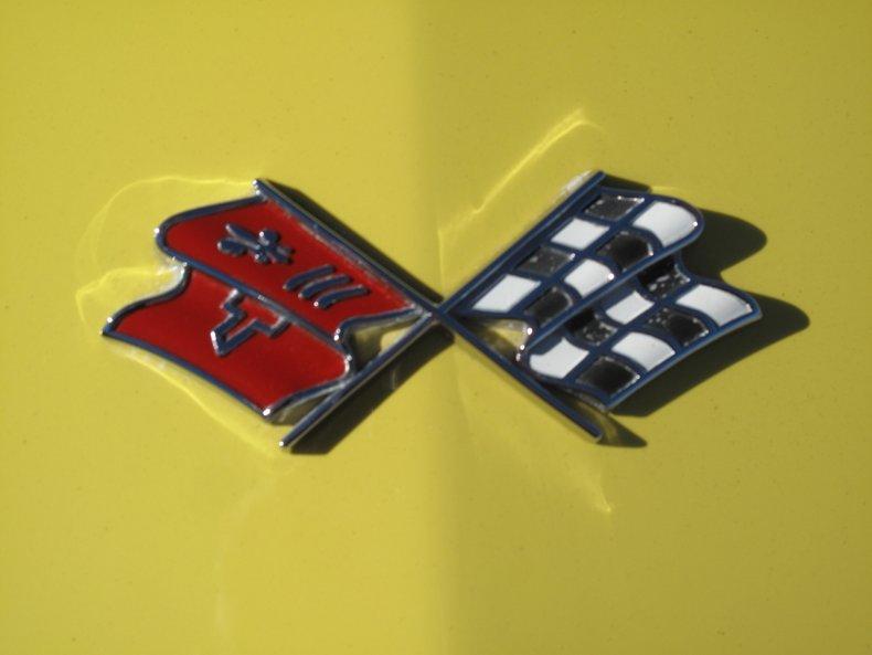 1969 Chevrolet Corvette 32
