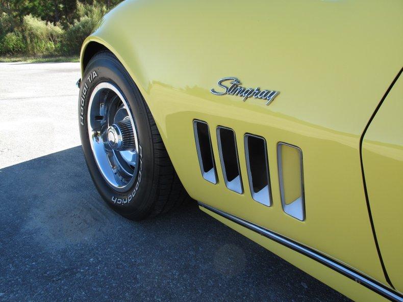 1969 Chevrolet Corvette 20